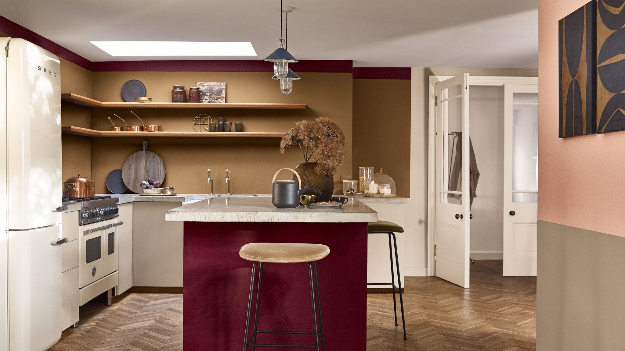 Deco-Paints-Colour-Futures-Colour-of-the-Year-2019-A-place-to-think-Kitchen-Inspiration-46