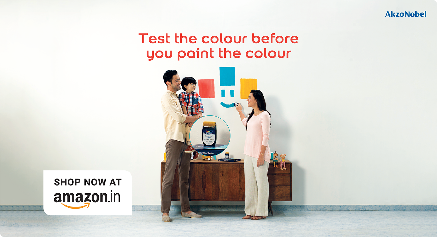 Dulux Tester India