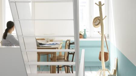 Add life to study spaces with seaside shades